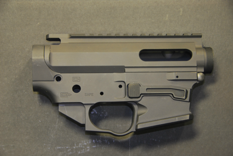 DaVinci DG-9 Lower & Upper Receiver Combo